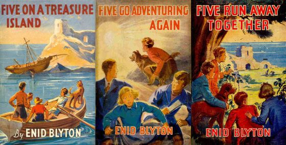 Series Synopsis: Famous Five Books 1-3 | World of Blyton