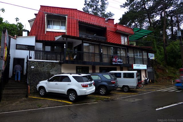 Baguio Today: The Gallery Cafe & Restaurant, August 2013