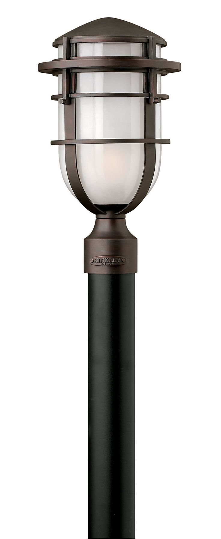 Reef Outdoor 1-Light LED Lantern Head