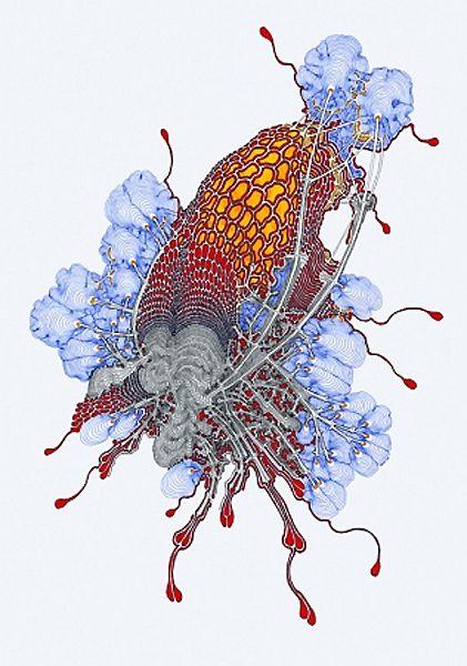 Daniel Zeller- Watercolor, inkwash, color pencil. Mapping