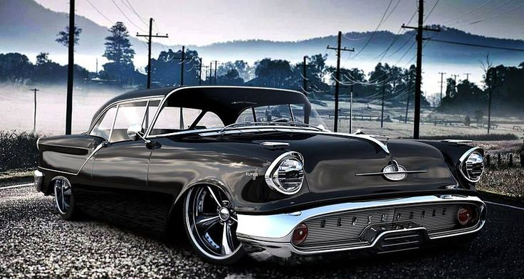 19'57 - Oldsmobile Super 88..Re-pin...Brought to you by #CarInsurance at #HouseofInsurance in Eugene, Oregon