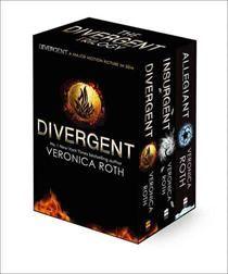 Divergent Trilogy (Divergent, nr. 1)