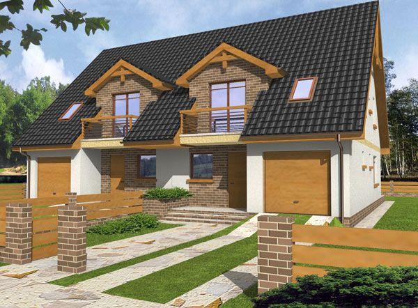 Malwina BL - www.opusdom.pl http://www.opusdom.pl/projekty-domow/malwina-bl/