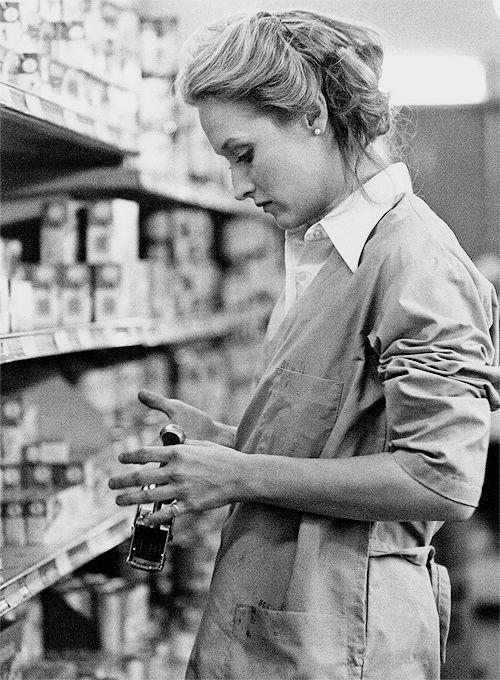 Meryl Streep in The Deer Hunter, 1978