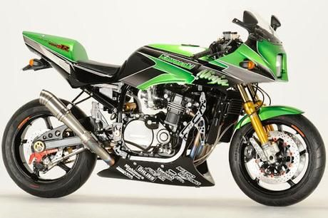 Kawasaki RCM-195 Ninja Sports Package Type-RR by Sanctuary Tokyo West