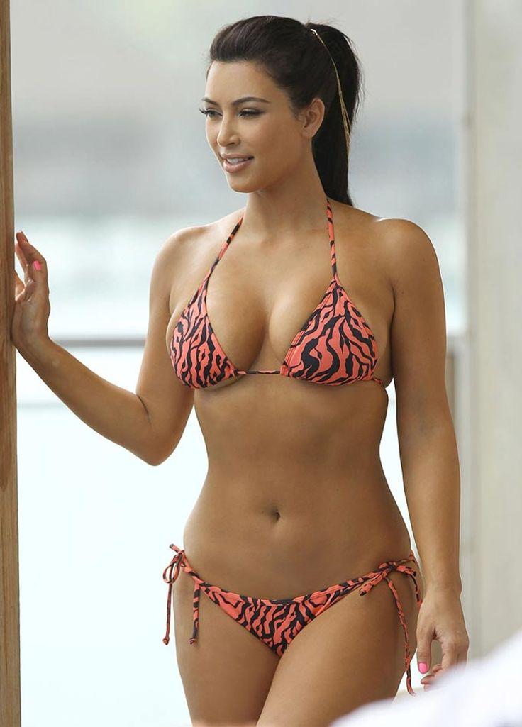 101 Sexiest Photos of Kim Kardashian