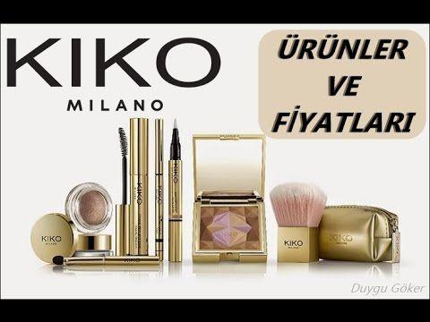 """""""Kiko Milano"""" Türkiye'yi Birlikte Gezelim l Duygu Göker"""