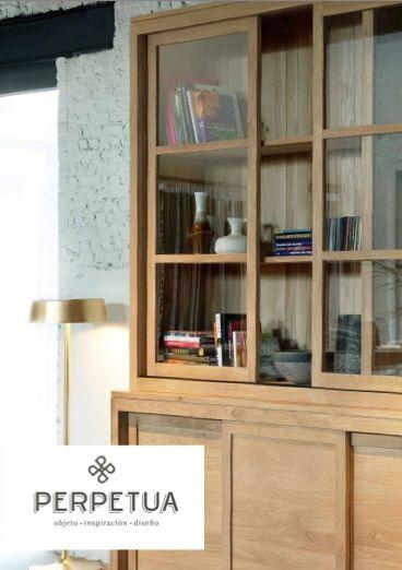 Perpetua Muebles #Organizador #librero #vitrina #cajonera #perpetua