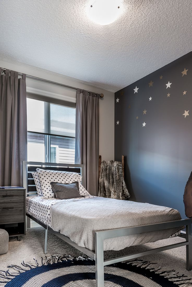 The perfect size room for play time or nap time