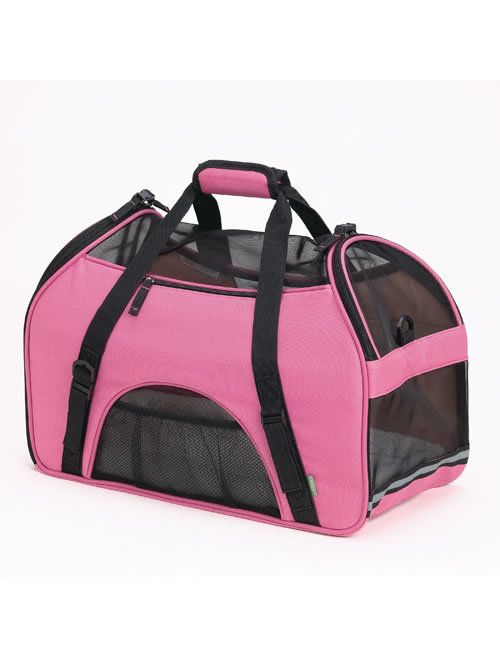 Need an airline pet carrier for pet travel? Find Bergan pet carriers for airline or auto travel in Pet Travel Store.