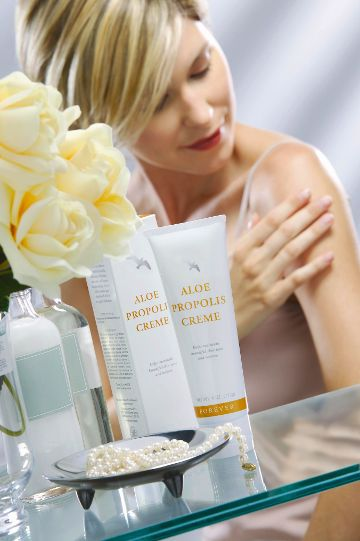 FOREVER ALOE PROPOLIS CREME - Forever Living Products