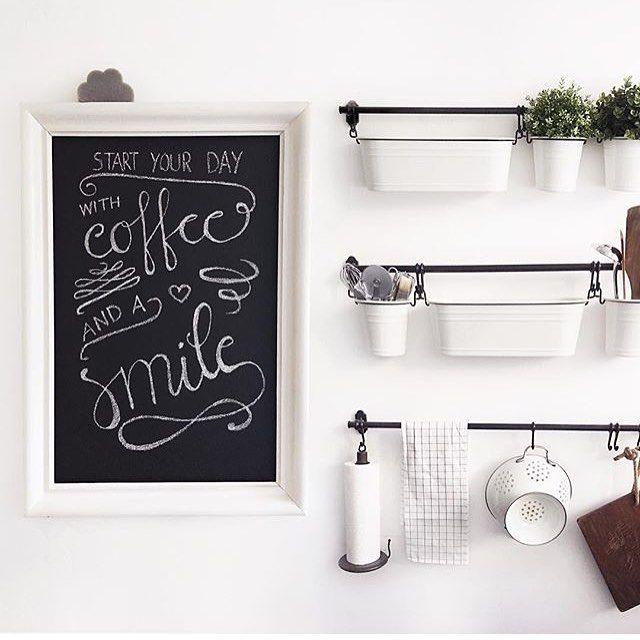 272 отметок «Нравится», 2 комментариев — Скандинавский стиль 🛋 (@scandi.life) в Instagram: «Детали... Хороших выходных, друзья! Фото: @duni_cheri #scandilife_детали #scandilife_кухня»