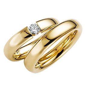 """Обручальные кольца """"Простые формы"""""""