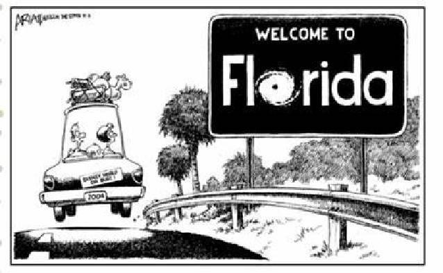 Florida Jokes | Florida Hurricane Humor