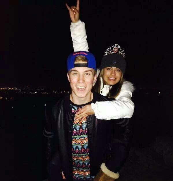 Ally Brooke and Troy