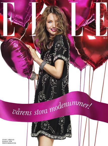 ELLE nr 3/2013 –specialomslaget till våra prenumeranter
