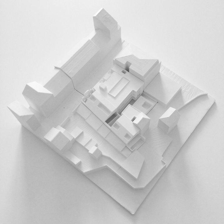 Fragmentos de Arquitectura | Junqueira Residences | Arquitetura | Architecture | Atelier | Design | Maquete | Project | Mock-up | Construction