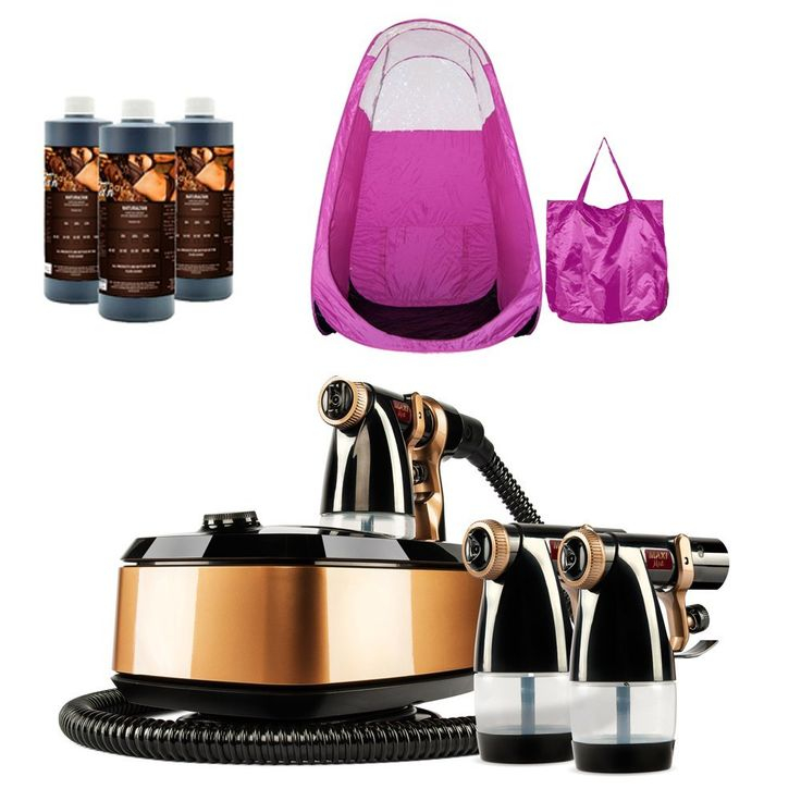 MaxiMist Allure Xena HVLP Spray Tanning System with Pop Up Tan Tent Pink Beginner Friendly - Stylish desigh The MaxiMist Allure Xena HVLP Spray Tan Machine is  Read more http://cosmeticcastle.net/maximist-allure-xena-hvlp-spray-tanning-system-with-pop-up-tan-tent-pink/  Visit http://cosmeticcastle.net to read cosmetic reviews