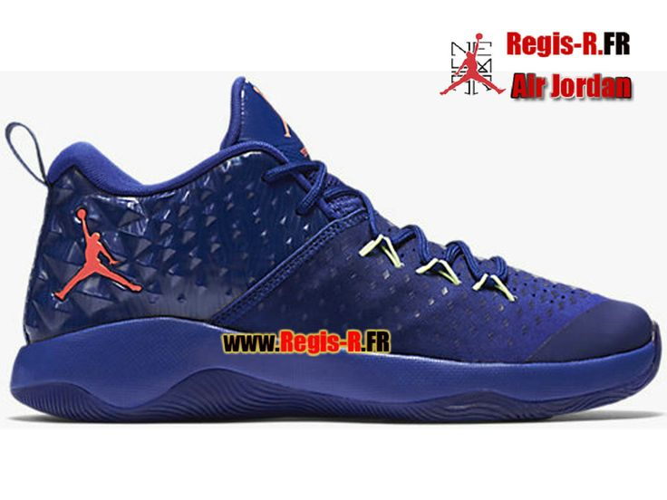 Jordan Extra.Fly - Chaussures Basket Jordan Pas Cher Pour Homme Bleu 854551-417