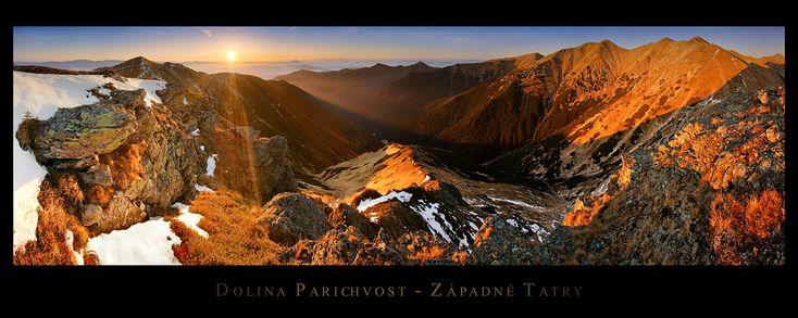 Dolina Parichvost [ZÁPADNÉ TATRY IV.]   FotoAparát.cz