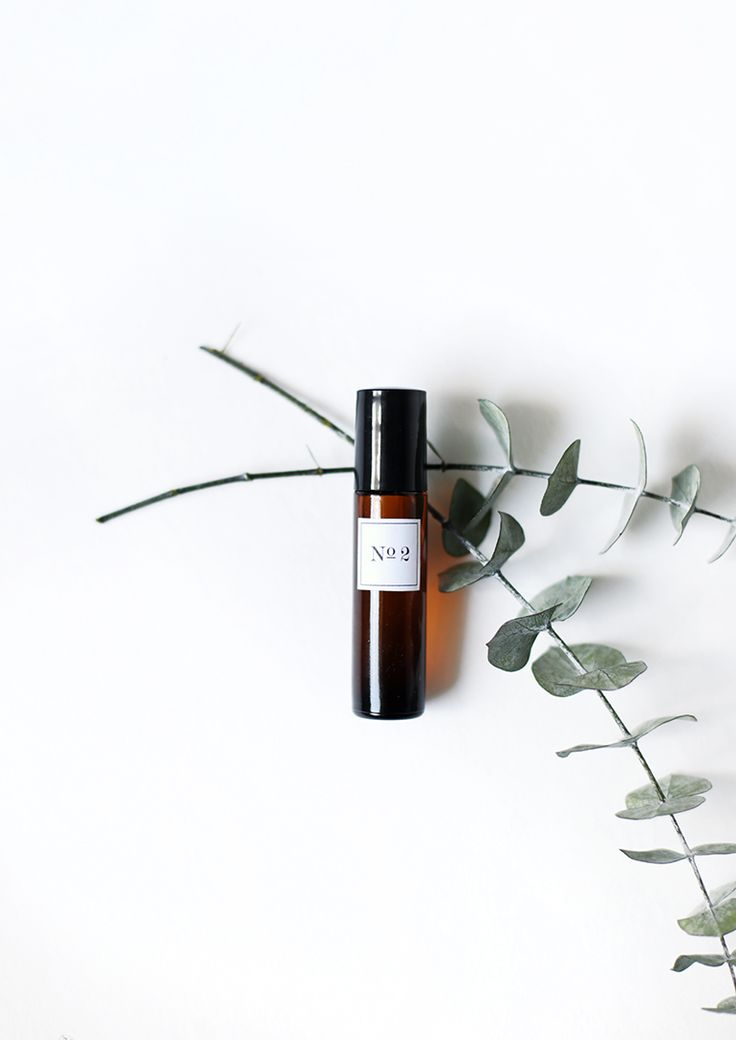 DIY Perfume @themerrythought