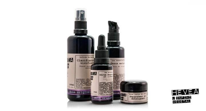 Soins anti-âge : Redéfinissez votre rituel beauté avec ces soins ciblés aux concentrés d'actifs végétaux, pour rétablir les fonctions naturelles de la peau. Le meilleur soin anti-âge, adapté à vos besoins. Huiles végétales, squalane végétal, extrait d'argousier et de grenade bio, synergies d'huiles essentielles, enfleurage de rose fraiche HÉVÉA. #soin