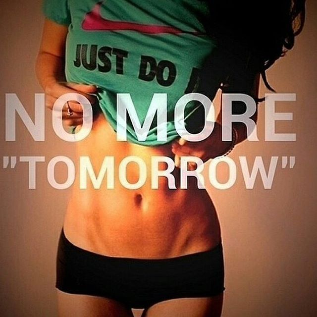 just do it.... #fitness #workout #motivation #glutesandgloss