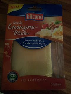 Frische Lasagneblätter mit Kirschtomatensauce a là Jamie Oliver Ich liebe diese Nudeln. Ich koche sie inzwischen regelmäßig, da sie super schnell fertig sind und einfach nur lecker schmecken.