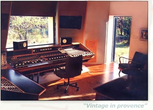 Vega Studio, Carpentras, France      https://www.youtube.com/playlist?list=PL2qcTIIqLo7Uwb76_wNpg4v95m7Nrfdsa