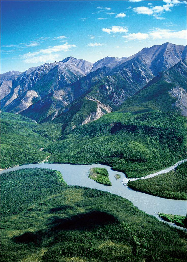 8. Nahanni National Park, Northwest Territories