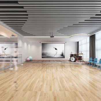 Dancing Room 3ds Max Models Download Max Files Cgmodelx Kindergartendesign Interiordesign Interiordesi Dance Studio Design Dance Rooms Home Dance Studio