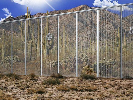 Ap Border Wall A Border Environmental Law Wall