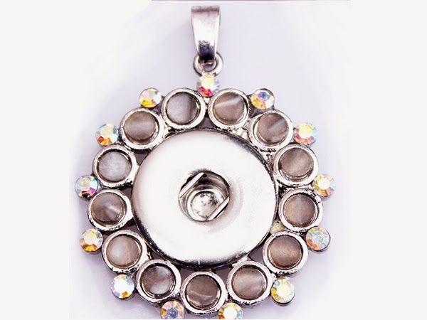 Jacy Lucky Gifts Co.,Ltd.: New design Noosa chunks,snap jewelry