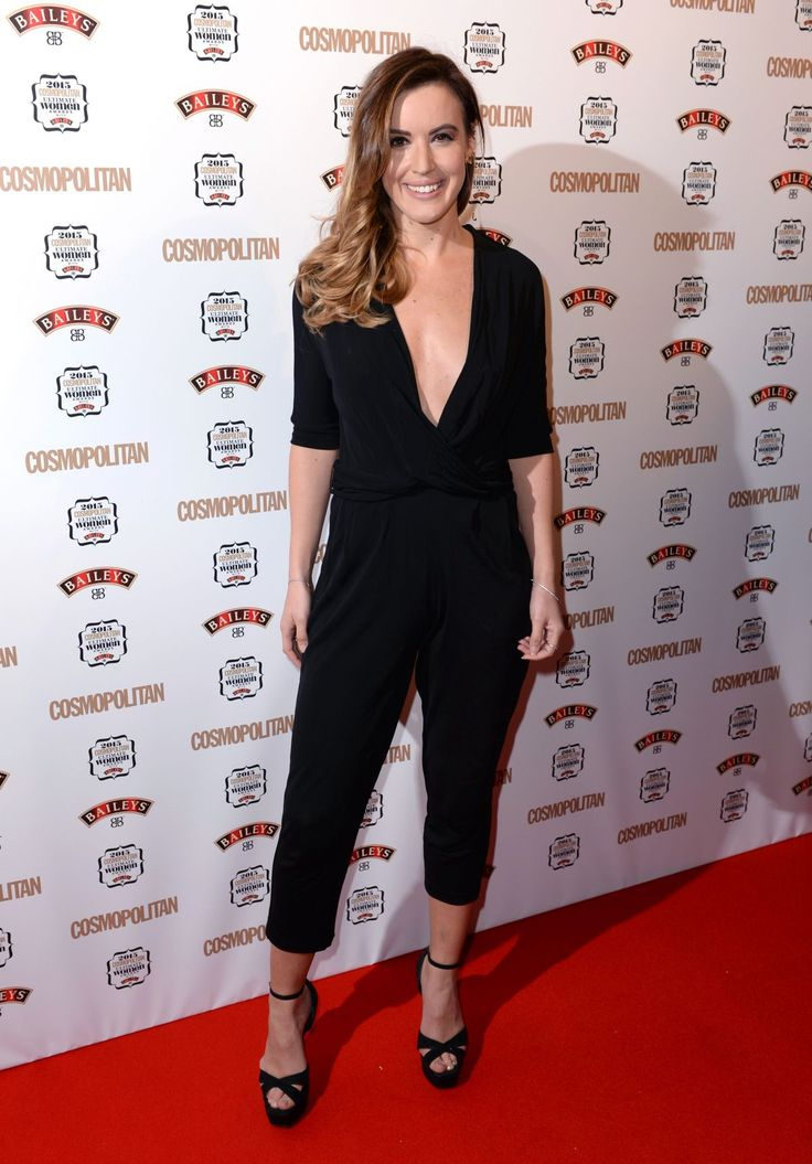 CHARLIE WEBSTER at Cosmopolitan Ultimate Women of the Year Awards in London 12/03/2015