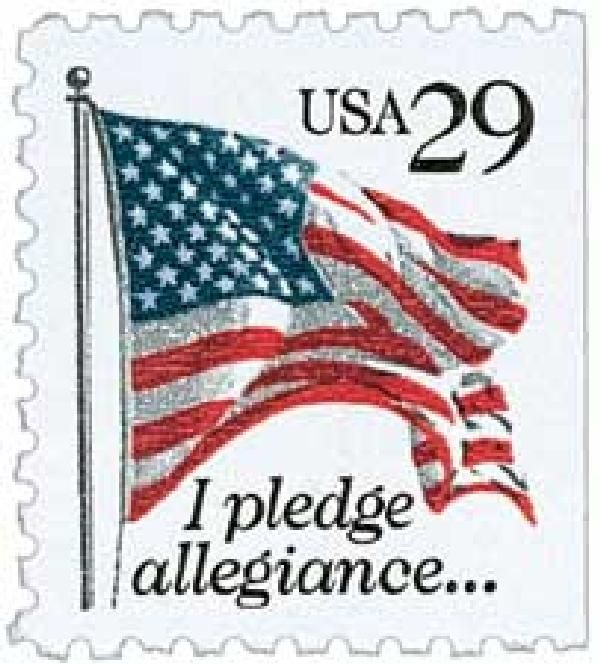 Pledge of Allegiance First Published On September 8, 1892, Francis Bellamy's Pledge of Allegiance was published in The Youth's Companion magazine to