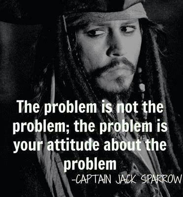 Johnny Depp ~ Captain Jack Sparrow ( Pirates Of The Caribbean )