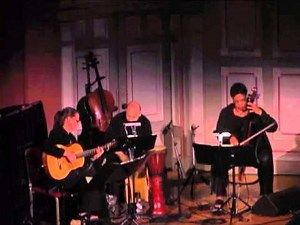 Maria Zemantauski at Troy Music Hall in Troy, NY - One of the best indoor acoustical theatres in America - If you click on the pin, you can watch her on Utube