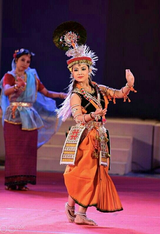 Manipuri dance is one of the classical dance of India