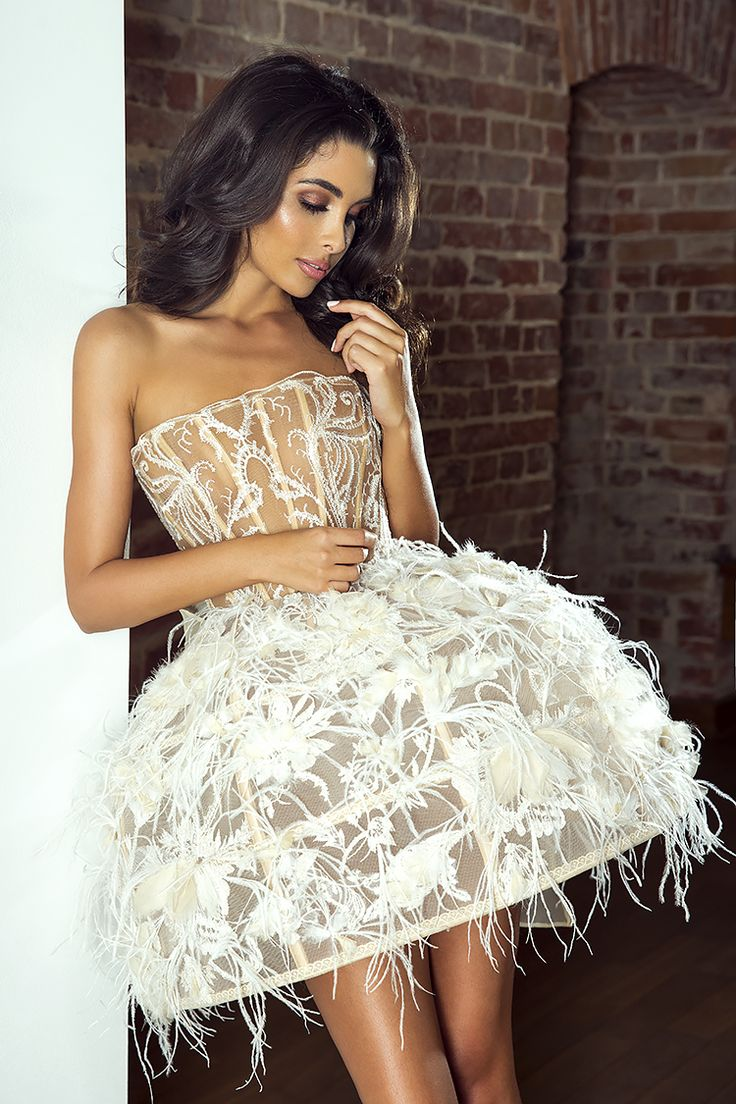 Beautiful magical dress of your dreams by Sylwia Romaniuk