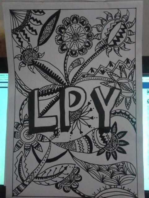 #Doodle #DoodleArt #LPY *myname*