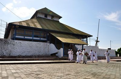 The Walio Great Mosque, Buton Island, Indonesia