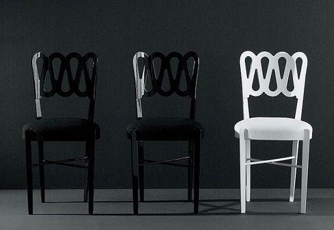 Ponti 969 design chair, by Gio Ponti