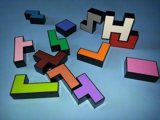 Brain Master 3 w 1 puzzle - Gra logiczna
