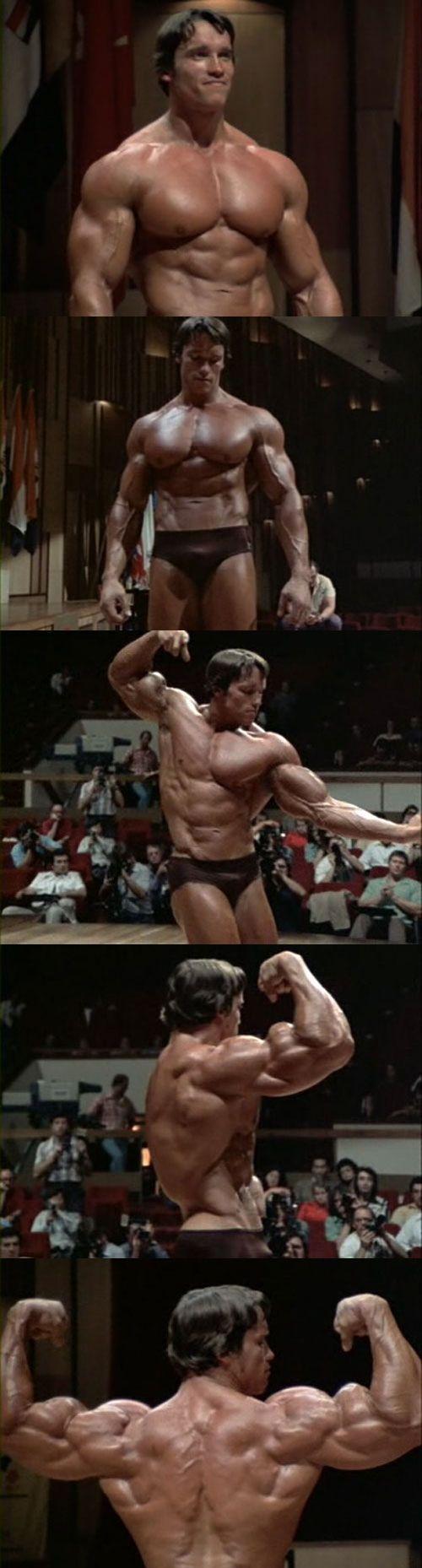 Arnold Schwarzenegger | Mr. Olympia
