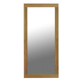 Canterbury Masivní dub MNM27 1300 x 600mm Nástěnné zrcadlo  2 999Kč   http://www.easyfurn.cz/J%C3%ADdelna/Canterbury-Masivn%C3%AD-dub-j%C3%ADdeln%C3%AD/MNM27-N%C3%A1st%C4%9Bnn%C3%A9-zrcadlo