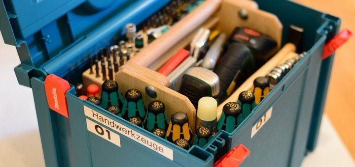 systainer Festo Einsatz Werkzeug