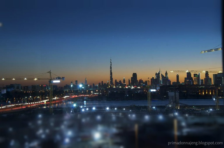 BLOGGER: What Happened in Dubai?