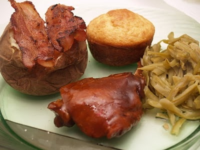 Housewife Eclectic: Tasty Tuesdays- BBQ Crock pot Chicken
