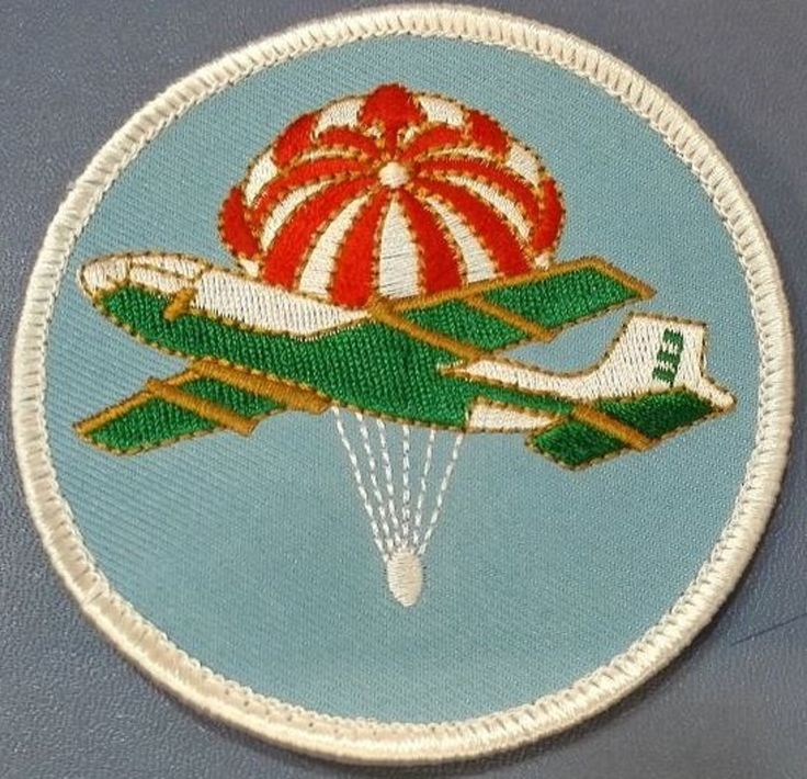 """""""Chinese players"""" CPO GEAR-MIT exquisite embroidery armband series - the Republic of China Army Airborne Special War 71 independent travel brigade emblem ** ** are attached to the back of the devil carpet **"""