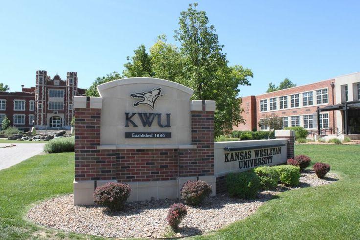 Kansas Wesleyan University in Salina...My home for 4 years. Loved it!